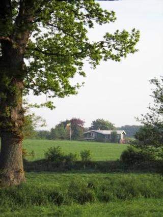 Alleinlage Angeln Bauernhaus Gunneby